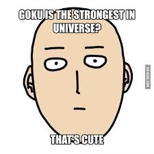 Saitama! One Punch Man - 9GAG via Relatably.com