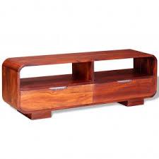 Sonata <b>TV Cabinet</b>, <b>140x30x40</b> cm, pine wood array - Chopni