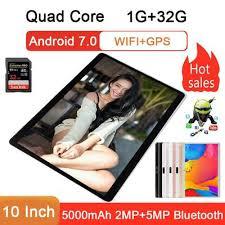 <b>BDF</b> GPS Wifi Android 7.0 <b>10 Inch</b> 1GB+32GB Portable 2020 ...