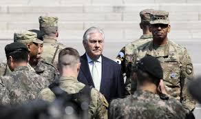 tillerson use of pre emptive force an option nkorea news tillerson use of pre emptive force an option nkorea news lincoln courier lincoln il