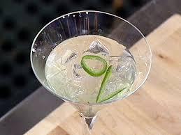 Martini Recipes Vodka Spicy Pepper Vodka Martini Recipe Emeril Lagasse Food Network