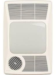 bathroom heaters exhaust fan light: broan hl directionally adjustable bath fan with heater and incandescent light