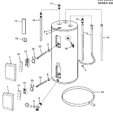 wiring diagram reliance hot water heater   how to troubleshoot    reliance water heater  s model  dort sears  sdirect