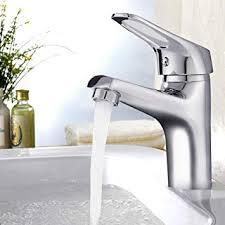 <b>Bathroom Sink</b> Tap MOCHUAN <b>Modern Basin</b> Mixer Tap Chrome ...