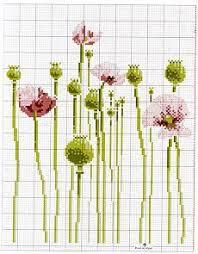 ВЫШИВКА(цветы) | Цветы, вышитые крестиком, Рисунки цветов ...