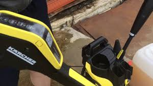 Минимойка <b>Karcher</b> K5 Full Control (RUS) - YouTube