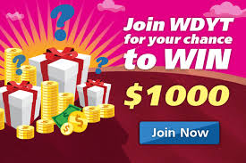 Make Money Online With WDYT Competitions & Offers