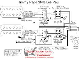 jimmy page les paul wiring diagram for a 2006 model help my