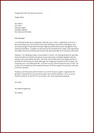 company format of resignation letter resignation letter week 18 samples of resignation letters for personal reasons format resignation format email resignation letter format