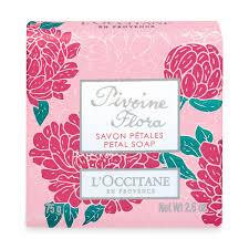 <b>L'Occitane en Provence</b> L'Occitane <b>Pivoine</b> Flora Petal Soap ...