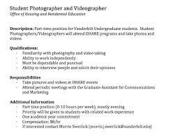 help wanted    innervu   vanderbilt universityhousing calendar of events