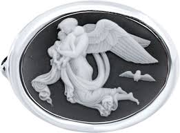 Серебряная <b>брошь Silver Wings</b> 0802V5-01 — купить в AllTime.ru ...