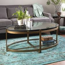 room glass table set oversized bolts