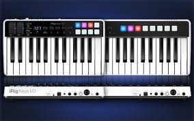 Review - <b>IK Multimedia iRig Keys</b> I/O | Logic Pro