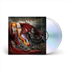 <b>Demons</b> & <b>Wizards</b> - Touched By The Crimson King (Remasters 2019)