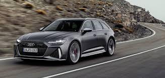 Audi представил 600-сильный универсал RS 6 Avant - Журнал ...