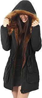 Winter - Coats / Coats, Jackets & Gilets: Clothing - Amazon.co.uk