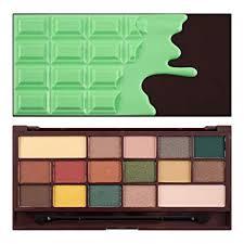 Makeup Revolution I Heart Makeup Palette, Mint ... - Amazon.com