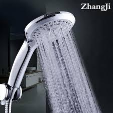 Online Shop <b>ZhangJi</b> Lotus High Pressure Shower Head <b>5</b> Modes ...