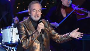 <b>Neil Diamond</b> comes out of retirement for surprise performance at gala