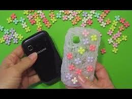 Как сделать <b>силиконовый</b> чехол/<b>бампер</b> для телефона своими ...