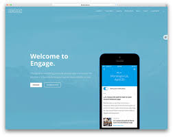 best html one page website templates colorlib engage is a streamlined and well optimized multipurpose one page html5 website template it was constructed using the bootstrap 3 framework