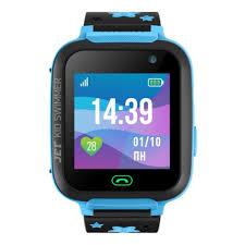 Детские <b>умные часы Jet Kid</b> Swimmer голубой — купить в ...