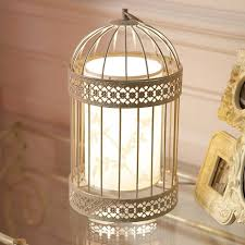 Home Decoration Material 27 Beautiful Birdcage Lamp Decoration Decorative Birdcage Lamp