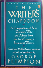 the writer s chapbook a compendium of fact from the th the writer s chapbook a compendium of fact from the 20th century s preeminent writers various george plimpton 9780140098785 com books