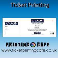 cheap ticket printing print cheap tickets uk raffle events