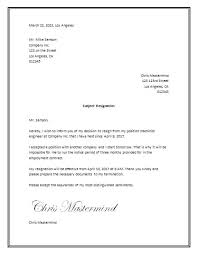 resignation letter format  best resignation letter samples    resignation letter sample sample resignation letter template word   resign letter