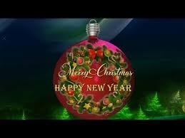 MERRY CHRISTMAS & HAPPY NEW YEAR 2020 - YouTube