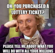 The Most Popular Lottery Memes via Relatably.com