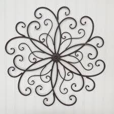 iron wall decor u love: large wrought iron wall decor you pick colors metal wall decor