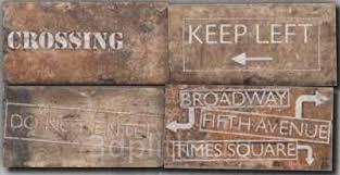 <b>New York</b> Road Signs Mix Chelsea 10x20 <b>керамогранит</b> от ...