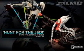 general grievous and shaak ti