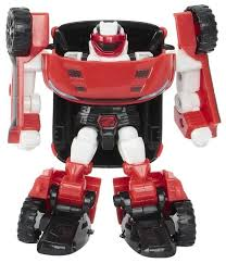 Трансформер <b>YOUNG TOYS Tobot</b> Mini Z 301030 — купить по ...