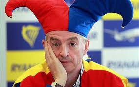 Hasil gambar untuk Michael O'Leary, Chief Executive, Ryanair