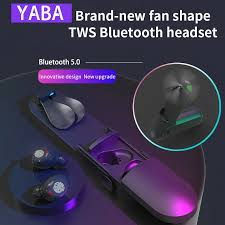 <b>1PC</b> TWS 5.0 Bluetooth Headset Binaural English <b>Cross border</b> ...