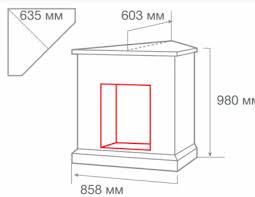 <b>Каминокомплект</b> электрический <b>REAL-FLAME Anita</b> corner <b>STD</b> ...