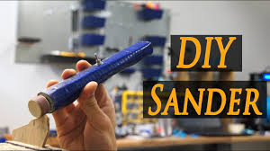 DIY <b>Mini</b> Dremel <b>Sander</b> Tool - RCLifeOn - YouTube
