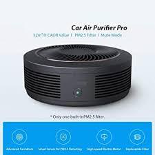 <b>70mai Car Air</b> Purifier Pro PM2.5 Filter Sterilizer: Amazon.in ...