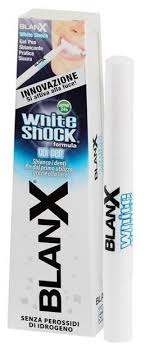 <b>BlanX</b> White Shock Glam Smile Gel Pen, <b>Отбеливающий</b> гель ...
