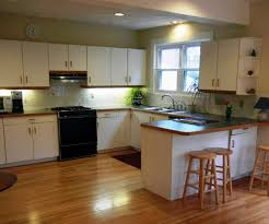 cheap kitchen cupboard: image of painting laminate kitchen cabinets