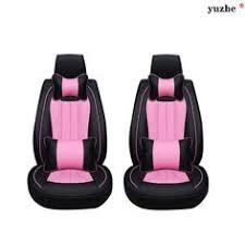 <b>KKYSYELVA 1pcs</b> Front <b>Universal</b> Car seat Cover Summer Lumbar ...