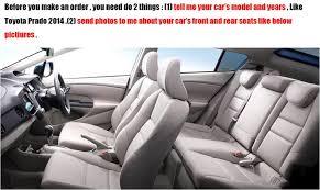 <b>5 Seats Car Seat</b> Cover fit FIAT Fullback/Idea/Panda/Strada/Tipo ...