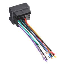 compare prices on radio wiring harness online shopping buy low brand new car stereo cd radio player wire harness adapter plug for volkswagen jetta