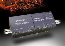 TDK-Lambda DPP Single Output (<b>240W</b>, <b>48V</b>) <b>DIN Rail Power</b> ...