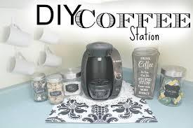 diy coffee station unique diy coffee station