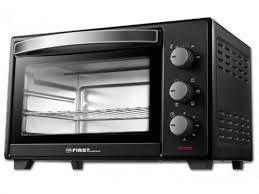 <b>Мини печь</b> First FA-5043-1 Black Артикул 650492 купить недорого ...